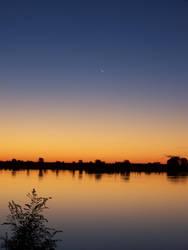 Sunset B by Kesserca