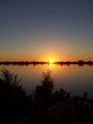 Sunset C by Kesserca