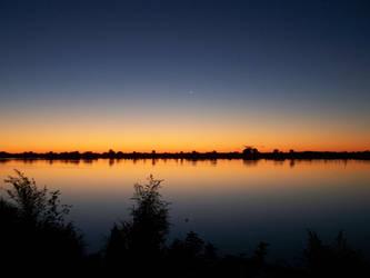 Sunset A by Kesserca