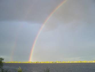 Double Rainbows by Kesserca