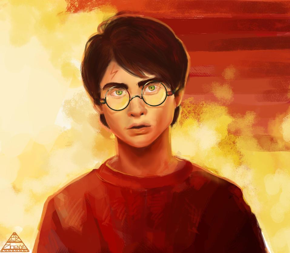 Harry always by zhukzhenya14