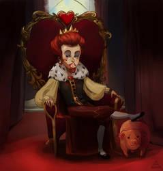Red King by zhukzhenya14