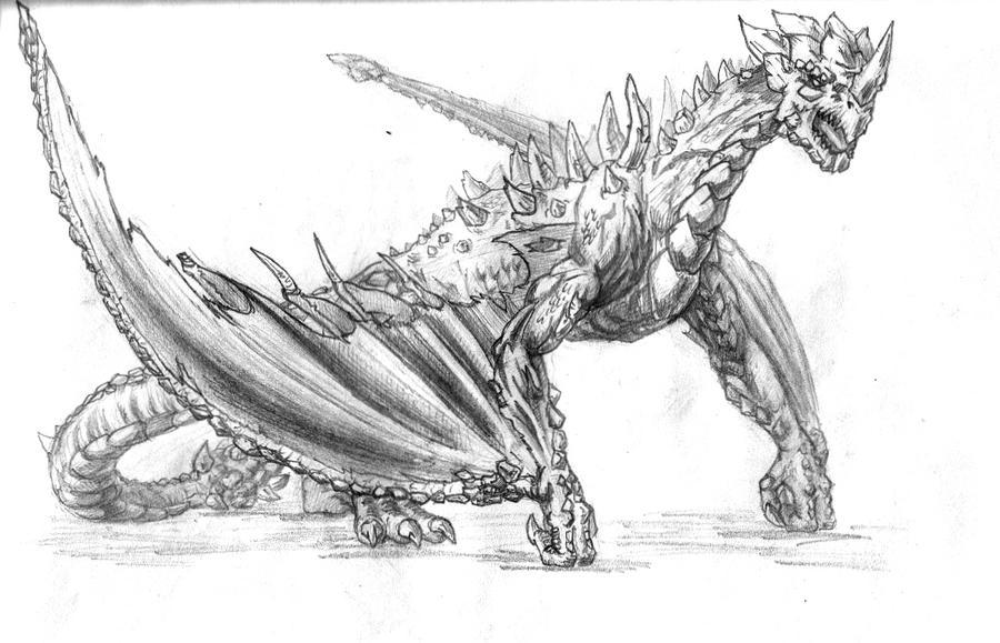 Creatures by Alex-Dream-Drawer