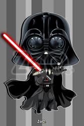 Darth Vader by EstudioZoo