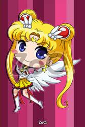 Sailor Moon by EstudioZoo