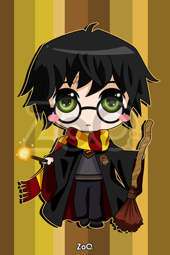 Harry - Harry Potter by EstudioZoo