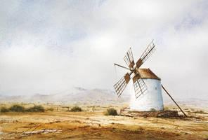 Mill by stefanzhuty