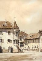 Wloskie-miasteczko by stefanzhuty