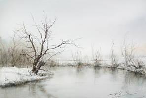 Zimowa-rzeka