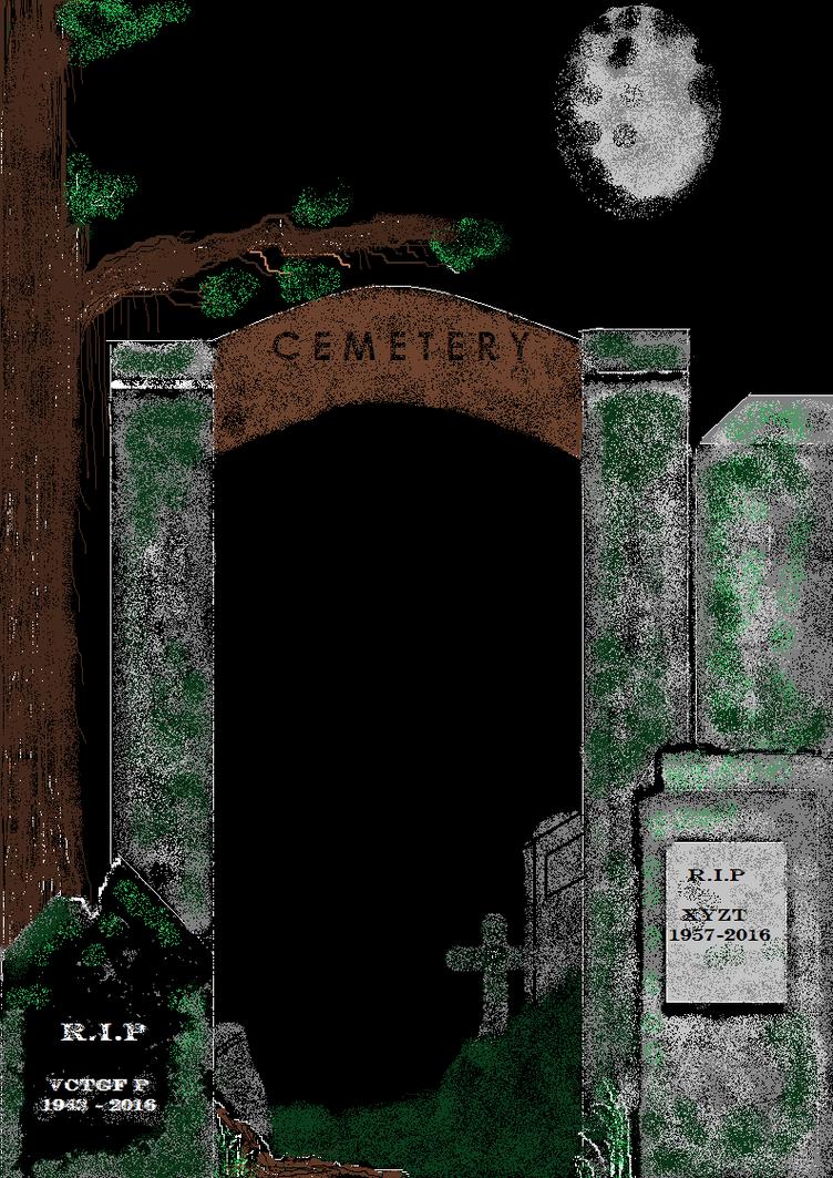 Cemetery 2 by DarsoSentosa
