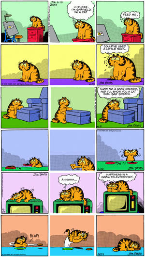 Just Garfield #1