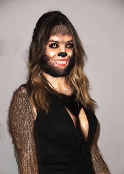 Werewolf Chloe Bennet