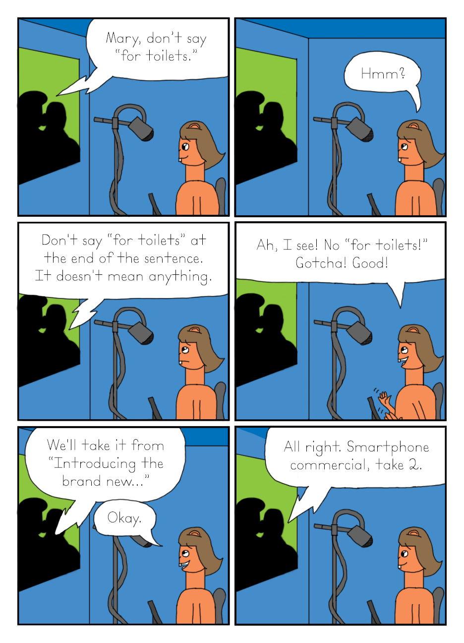 The Sbuirrels #8: A Dumb Smartphone Ad (3/7)