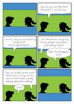 The Sbuirrels #8: A Dumb Smartphone Ad (7/7)