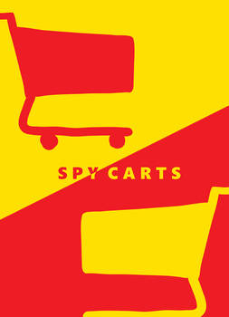 Americus Video #8: Spy Carts Cover