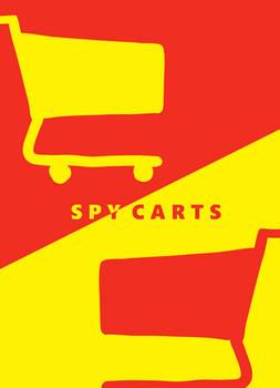 Americus Video #8: Spy Carts (Alternate Cover)