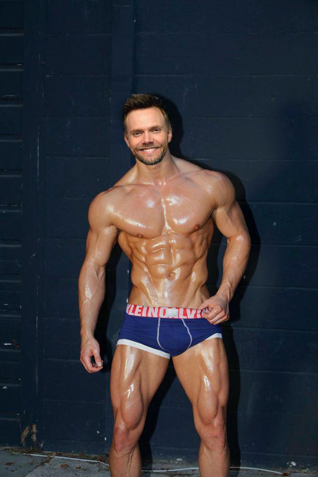 Joel Mchale Muscle Morph 6 by horber on DeviantArt