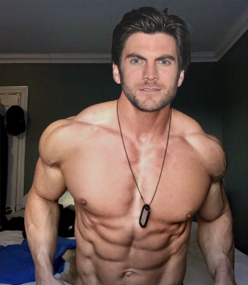Wes Bentley muscle morph 3 by horber on DeviantArt Andrew Garfield Gay
