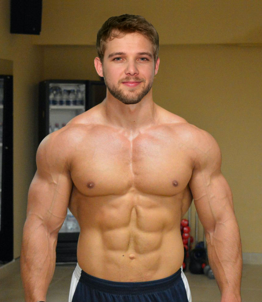 Max Thieriot Muscle Morph 6 by horber on DeviantArt