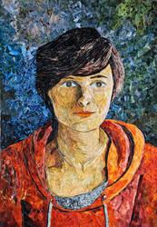 Agata by albintalik