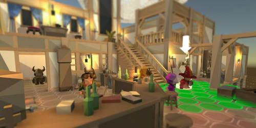 The Familiars Guild Tavern