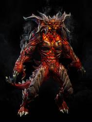 Diablo III by Stranger1988