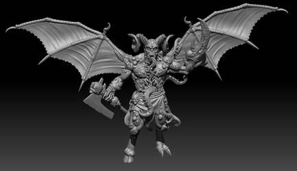 Demon prince by Stranger1988