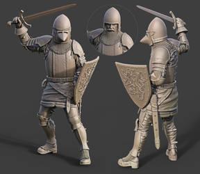 Knight by Stranger1988