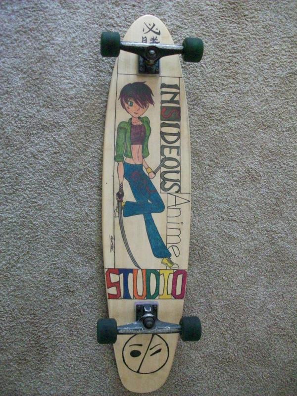Longboard 1 by FifthRingStyle