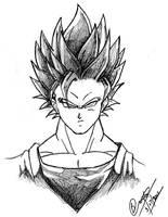 ::Goku:: by Ricochet05