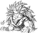 ::Super Saiyan Goku::