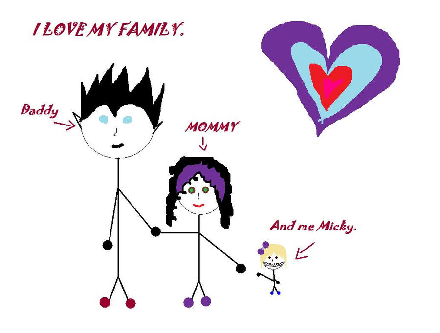 love amd family and loss by LittleDrakAngel on DeviantArt