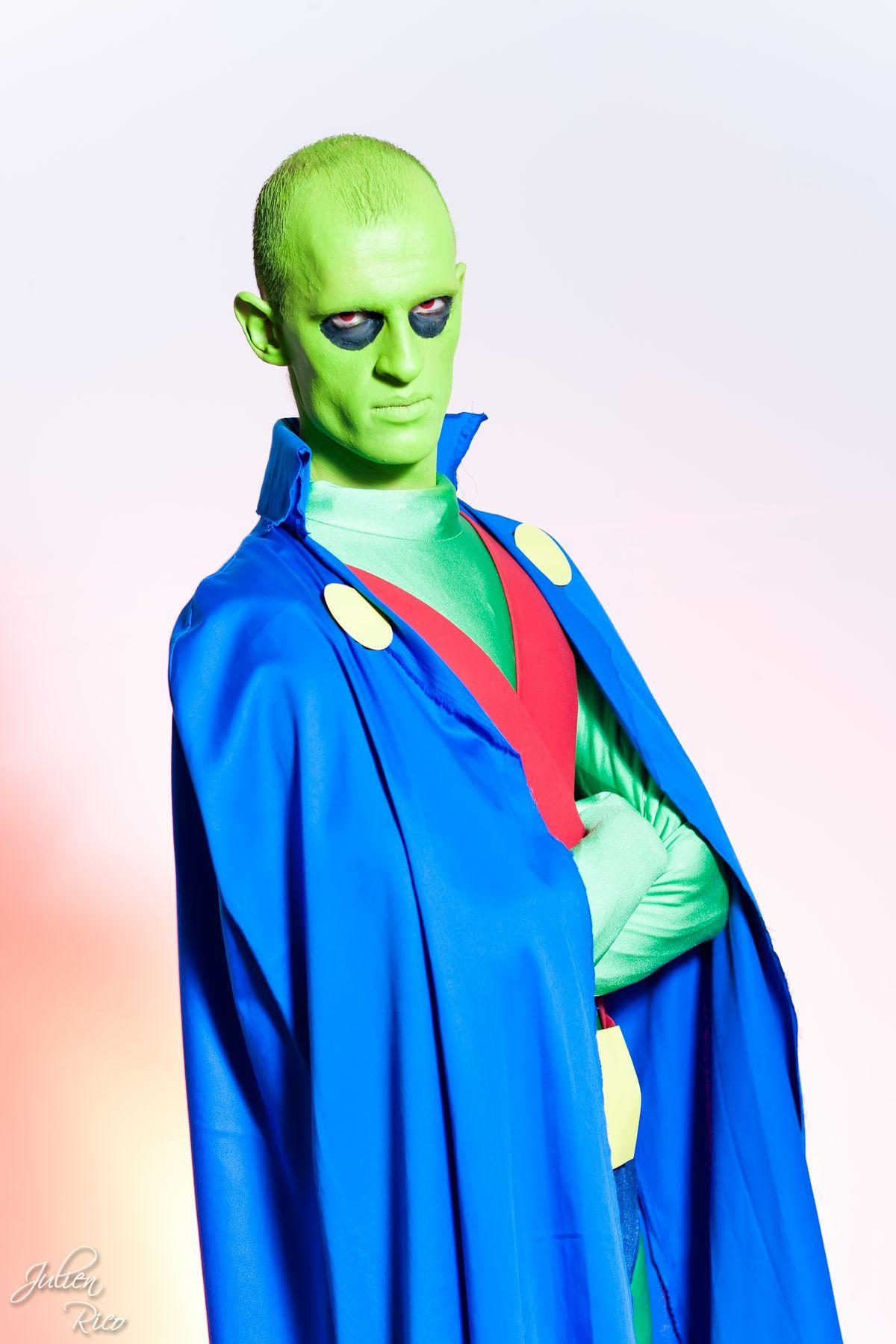 Martian Manhunter 3 by JaddenKorr