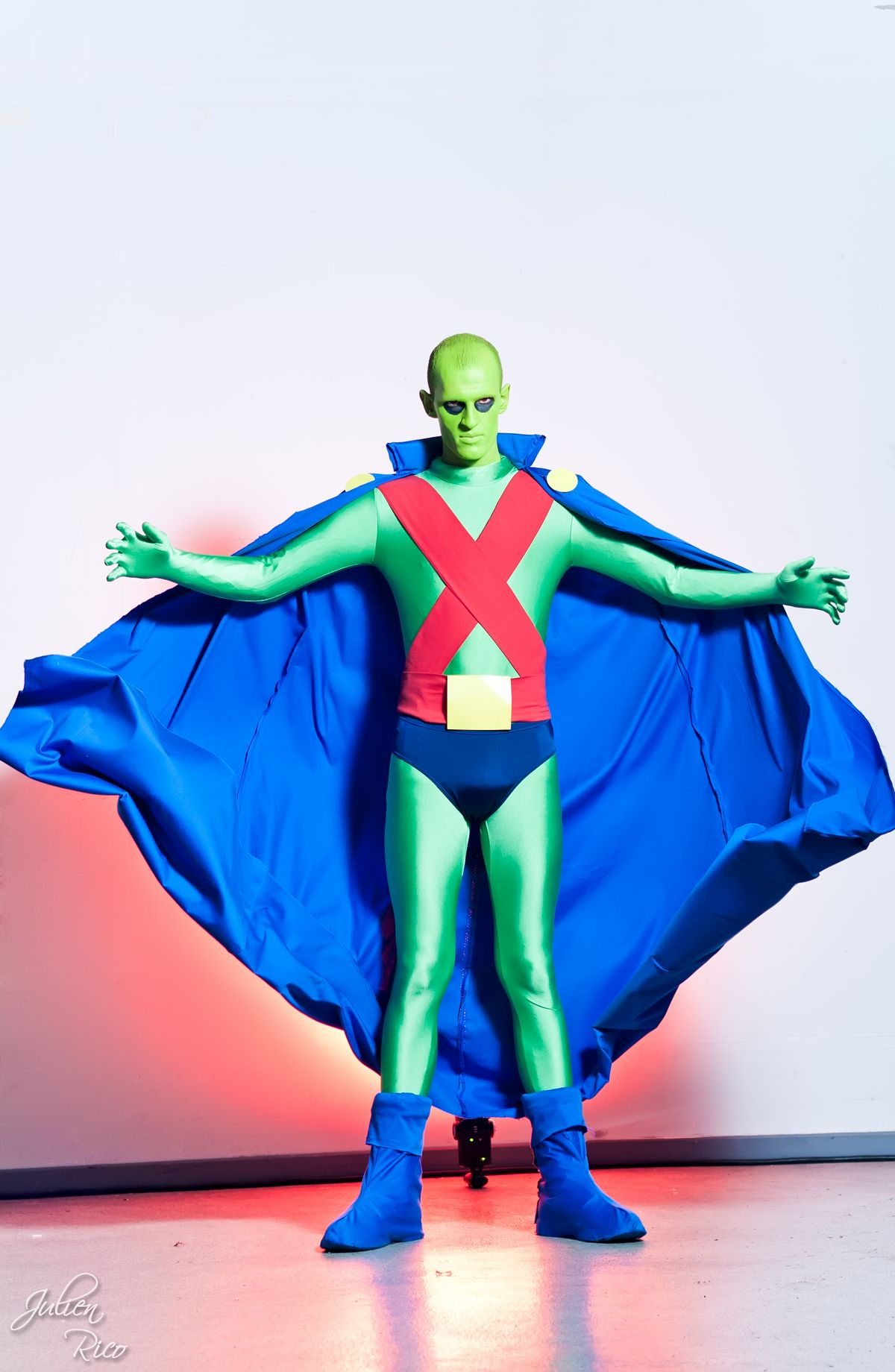 Martian Manhunter 5 by JaddenKorr