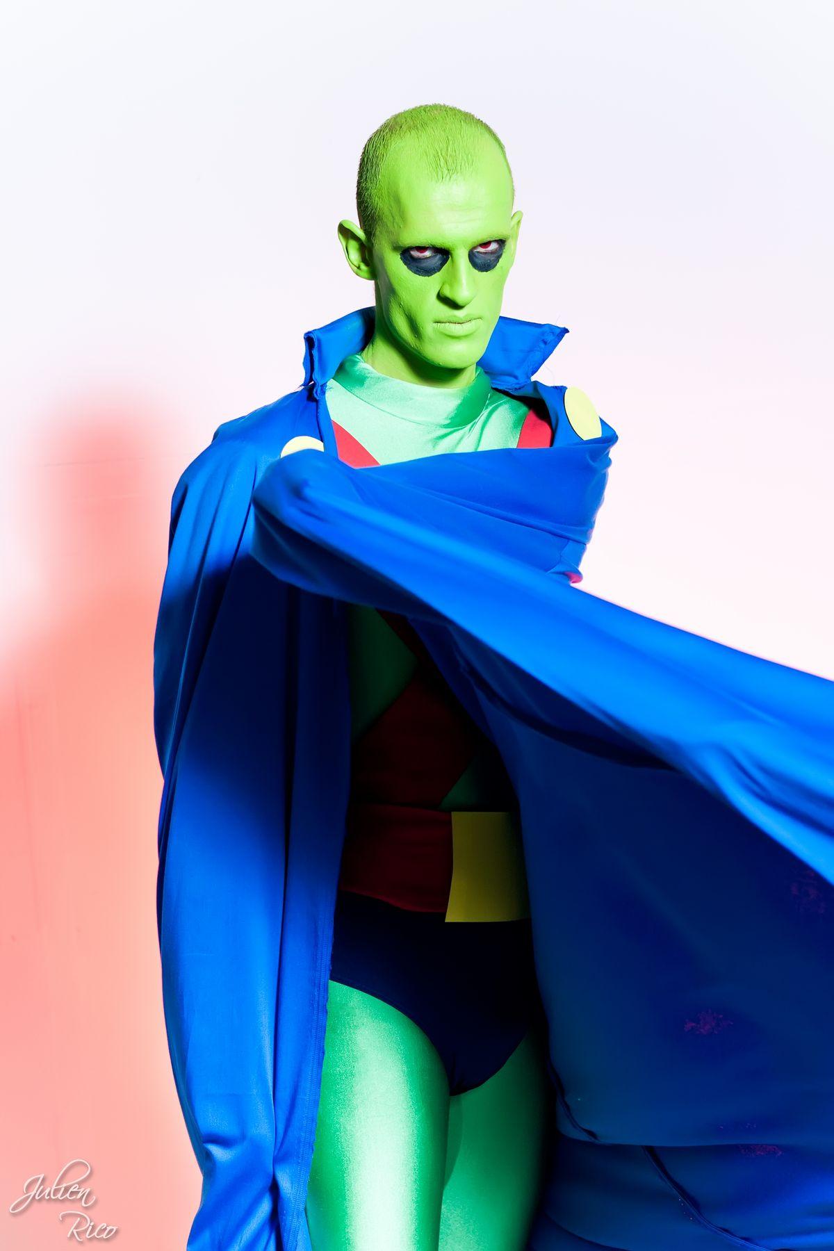 Martian Manhunter 6 by JaddenKorr