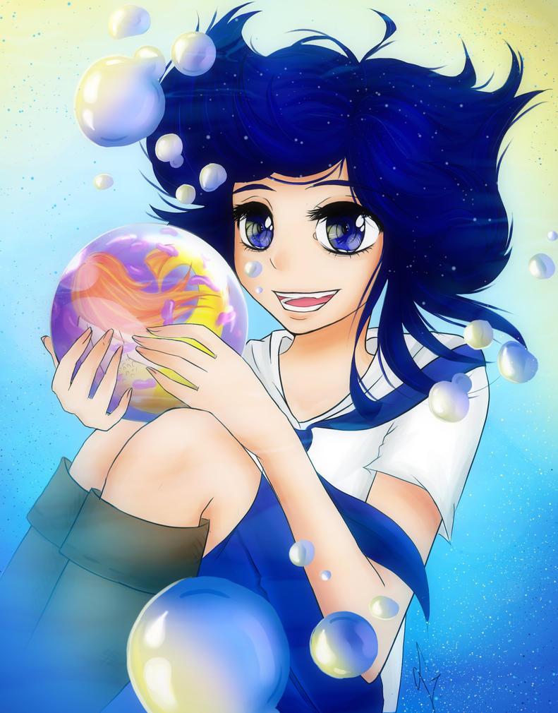 Sophie-chan's Moria Fanart by Gitta-chan