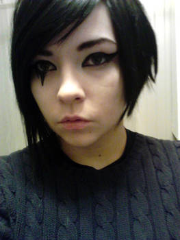 Faith Connors Mirrors Edge   Makeup Test Number 1