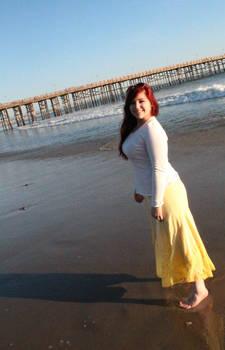 Casual Beach Day