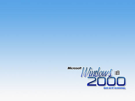 Win 2k Desktop