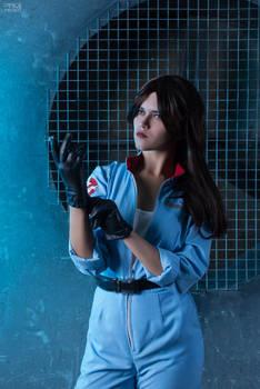 Ghostbusters - Melanie Ortiz