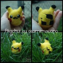 Pikachu! by asamiimawano
