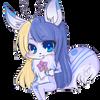 COM-Chibi: darkstalkerlati by Veyuna