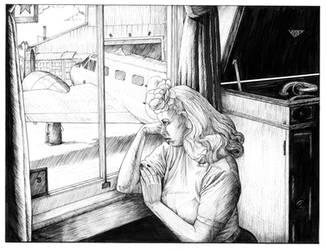 Lolita Waits by DocRedfield