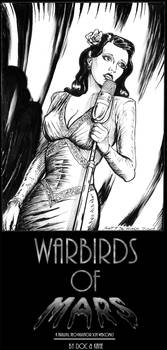 Warbirds of Mars - Josie by DocRedfield