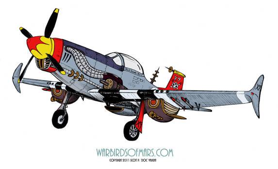 P-51X9