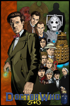 DOCTOR WHO - 50