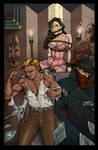 Doc Savage and The Shadow
