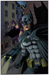 BATMAN - 75th by DocRedfield