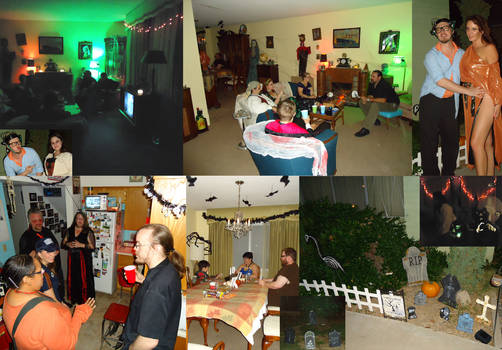 Hallowee at Doc's 2014