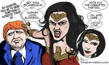 Wwtrumpcomic Comic by DocRedfield